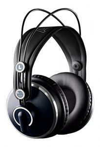 AKG-K271-MKII studio headphones