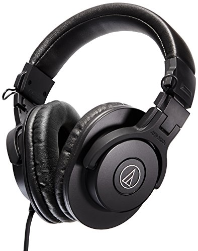 Audio-Technica-ATH-M30X-Studio-headphones