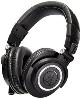 Audio-Technica-ATH-M50x-studio headphones