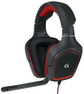 Logitech-G230-gaming -headphones