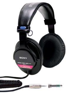 Sony MDRV6 heaphones