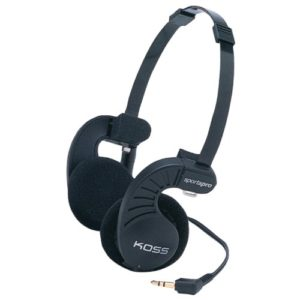 Koss SportaPro working out and running headphones