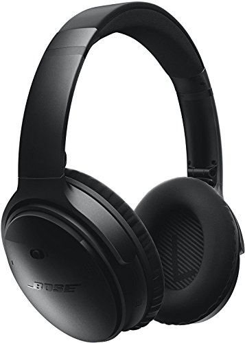 Bose-QuietComfort-35 Noise-cancelling headphones