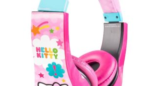 Hello Kitty Kid-Safe 30309-TRU kid's headphones