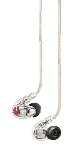 Shure SE846-CL in-ear headphones