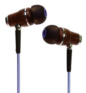 Symphonized NRG 2.0-gunmetal in-ear headphones