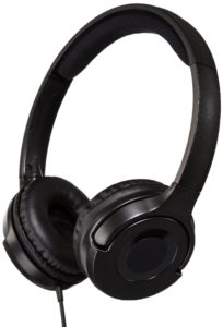AmazonBasics Lightweight headphone