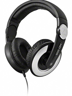 Sennheiser HD 205-II headphone